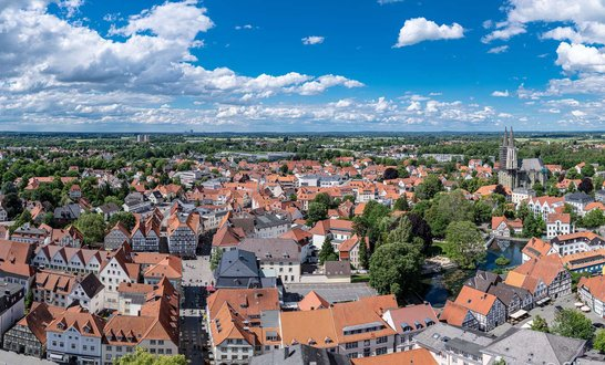 Soest-Panorama